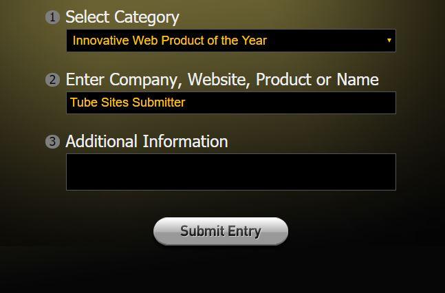 Xbiz Awards Nomination