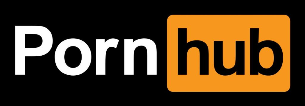 Pornhub logo - upload videos to pornhub