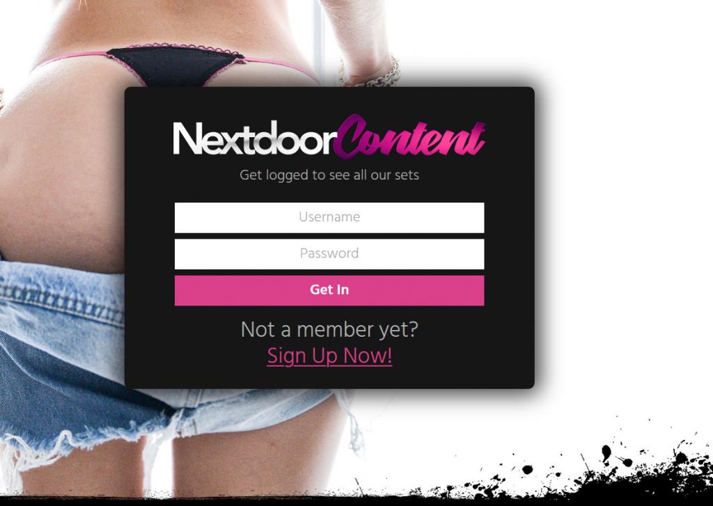 Next Door Content